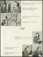 Page 13, 1954 Edition, Orosi High School - La Palma Yearbook (Orosi, CA) online yearbook collection