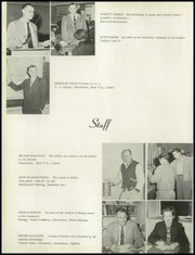 Page 14, 1954 Edition, Orosi High School - La Palma Yearbook (Orosi, CA) online yearbook collection