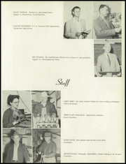 Page 15, 1954 Edition, Orosi High School - La Palma Yearbook (Orosi, CA) online yearbook collection