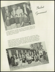 Page 16, 1954 Edition, Orosi High School - La Palma Yearbook (Orosi, CA) online yearbook collection