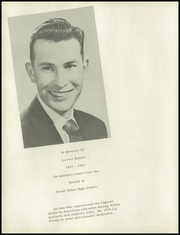 Page 8, 1954 Edition, Orosi High School - La Palma Yearbook (Orosi, CA) online yearbook collection
