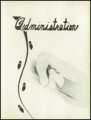 Page 9, 1954 Edition, Orosi High School - La Palma Yearbook (Orosi, CA) online yearbook collection