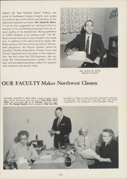 Page 13, 1957 Edition, Northwest Classen High School - Round Table Yearbook (Oklahoma City, OK) online yearbook collection