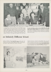 Page 14, 1957 Edition, Northwest Classen High School - Round Table Yearbook (Oklahoma City, OK) online yearbook collection