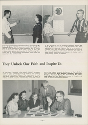 Page 15, 1957 Edition, Northwest Classen High School - Round Table Yearbook (Oklahoma City, OK) online yearbook collection