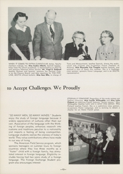Page 16, 1957 Edition, Northwest Classen High School - Round Table Yearbook (Oklahoma City, OK) online yearbook collection