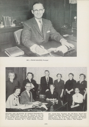 Page 8, 1957 Edition, Northwest Classen High School - Round Table Yearbook (Oklahoma City, OK) online yearbook collection