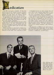 Page 10, 1961 Edition, Northwest Classen High School - Round Table Yearbook (Oklahoma City, OK) online yearbook collection