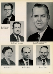 Page 17, 1961 Edition, Northwest Classen High School - Round Table Yearbook (Oklahoma City, OK) online yearbook collection