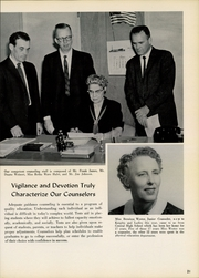 Page 23, 1961 Edition, Northwest Classen High School - Round Table Yearbook (Oklahoma City, OK) online yearbook collection