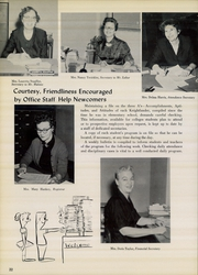 Page 24, 1961 Edition, Northwest Classen High School - Round Table Yearbook (Oklahoma City, OK) online yearbook collection