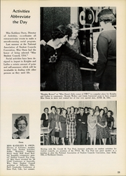 Page 25, 1961 Edition, Northwest Classen High School - Round Table Yearbook (Oklahoma City, OK) online yearbook collection