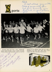 Page 7, 1961 Edition, Northwest Classen High School - Round Table Yearbook (Oklahoma City, OK) online yearbook collection