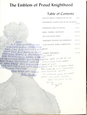 Page 7, 1964 Edition, Northwest Classen High School - Round Table Yearbook (Oklahoma City, OK) online yearbook collection