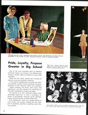 Page 12, 1966 Edition, Northwest Classen High School - Round Table Yearbook (Oklahoma City, OK) online yearbook collection