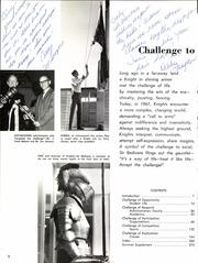 Page 6, 1967 Edition, Northwest Classen High School - Round Table Yearbook (Oklahoma City, OK) online yearbook collection