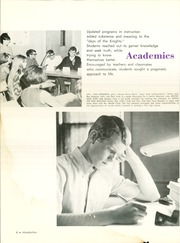 Page 10, 1969 Edition, Northwest Classen High School - Round Table Yearbook (Oklahoma City, OK) online yearbook collection