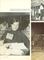 Page 12, 1969 Edition, Northwest Classen High School - Round Table Yearbook (Oklahoma City, OK) online yearbook collection