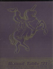 1971 Edition, Northwest Classen High School - Round Table Yearbook (Oklahoma City, OK)