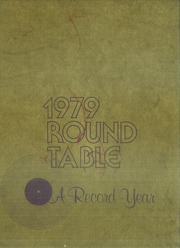 1979 Edition, Northwest Classen High School - Round Table Yearbook (Oklahoma City, OK)