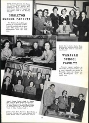 Page 15, 1953 Edition, Frontier Central High School - Gateway Yearbook (Hamburg, NY) online yearbook collection