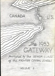 Page 5, 1953 Edition, Frontier Central High School - Gateway Yearbook (Hamburg, NY) online yearbook collection