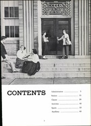 Page 7, 1953 Edition, Frontier Central High School - Gateway Yearbook (Hamburg, NY) online yearbook collection