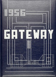 Page 1, 1956 Edition, Frontier Central High School - Gateway Yearbook (Hamburg, NY) online yearbook collection