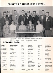 Page 17, 1956 Edition, Frontier Central High School - Gateway Yearbook (Hamburg, NY) online yearbook collection
