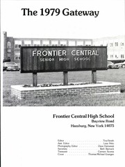 Page 5, 1979 Edition, Frontier Central High School - Gateway Yearbook (Hamburg, NY) online yearbook collection