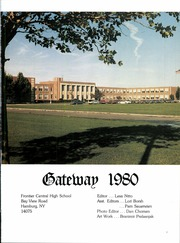 Page 5, 1980 Edition, Frontier Central High School - Gateway Yearbook (Hamburg, NY) online yearbook collection