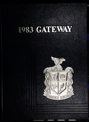 Page 1, 1983 Edition, Frontier Central High School - Gateway Yearbook (Hamburg, NY) online yearbook collection