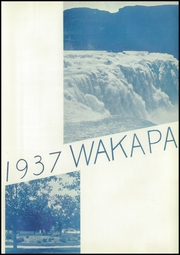 Page 5, 1937 Edition, Buhl High School - Wakapa Yearbook (Buhl, ID) online yearbook collection