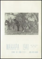 Page 7, 1941 Edition, Buhl High School - Wakapa Yearbook (Buhl, ID) online yearbook collection