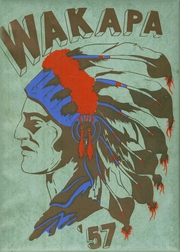 Page 1, 1957 Edition, Buhl High School - Wakapa Yearbook (Buhl, ID) online yearbook collection