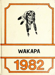 Page 1, 1982 Edition, Buhl High School - Wakapa Yearbook (Buhl, ID) online yearbook collection