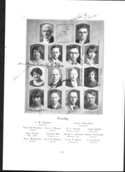 Page 16, 1928 Edition, Savanna High School - Savannan Yearbook (Anaheim, CA) online yearbook collection