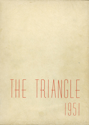 1951 Edition, Brownell Talbot School - Triangle Yearbook (Omaha, NE)