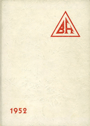 1952 Edition, Brownell Talbot School - Triangle Yearbook (Omaha, NE)
