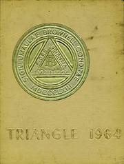 1964 Edition, Brownell Talbot School - Triangle Yearbook (Omaha, NE)