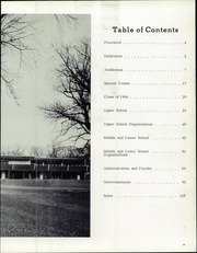 Page 7, 1964 Edition, Brownell Talbot School - Triangle Yearbook (Omaha, NE) online yearbook collection