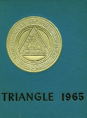 1965 Edition, Brownell Talbot School - Triangle Yearbook (Omaha, NE)