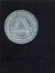 1967 Edition, Brownell Talbot School - Triangle Yearbook (Omaha, NE)