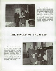 Page 10, 1967 Edition, Brownell Talbot School - Triangle Yearbook (Omaha, NE) online yearbook collection