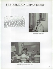 Page 15, 1967 Edition, Brownell Talbot School - Triangle Yearbook (Omaha, NE) online yearbook collection