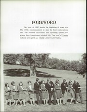Page 6, 1967 Edition, Brownell Talbot School - Triangle Yearbook (Omaha, NE) online yearbook collection