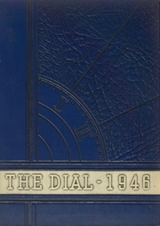 Page 1, 1946 Edition, Wood Ridge High School - Dial Yearbook (Wood Ridge, NJ) online yearbook collection
