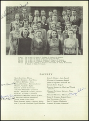 Page 11, 1946 Edition, Wood Ridge High School - Dial Yearbook (Wood Ridge, NJ) online yearbook collection