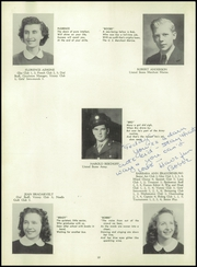 Page 14, 1946 Edition, Wood Ridge High School - Dial Yearbook (Wood Ridge, NJ) online yearbook collection