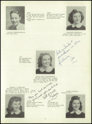 Page 15, 1946 Edition, Wood Ridge High School - Dial Yearbook (Wood Ridge, NJ) online yearbook collection